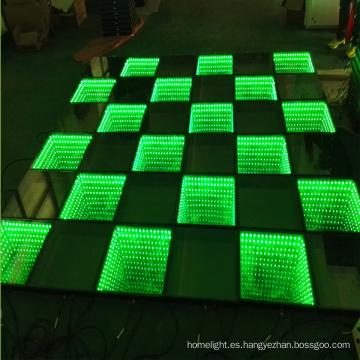 Party Light 3D Nueva pista de baile interactiva Starlit LED