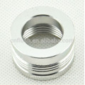 High quality of aluminium machining parts with surface treatment
