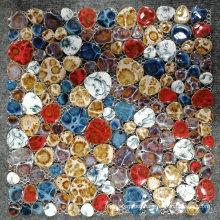 Australia Vintage Style Glazed Ceramic Mosaic Tiles for Craft