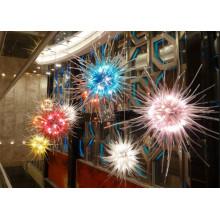 Big Chandelier Glass Lamp (MD9011)
