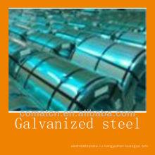 горячие цинкования стальная катушка производства