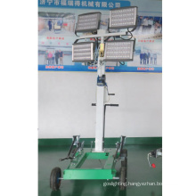 Portable LED Light Tower With 4*400W LED lamps FZM-400B