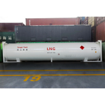 Neues Design Windkraft LNG Tank LNG