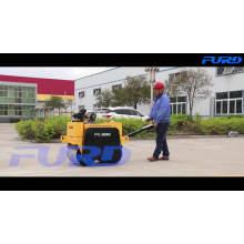 Self Propelled Mini Hand Road Roller Compactor Fyl-S600 Self Propelled Mini Hand Road Roller Compactor Fyl-S600