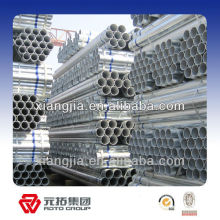 Galvanized STK500 scaffolding pipe with good quality