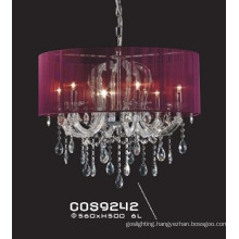 Room Crystal Chandelier Shade Lamps (Cos9242)