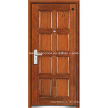 Back Brandschutztür, Stahl Holz gepanzerte Tür