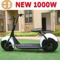 Scooter Harley de ciclomotor elétrico Bode 1000 W com bateria de lítio