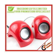 Venda quente promocional Mini Car Speakers