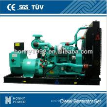 500 kW generador diesel