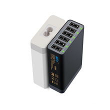 Универсальный 60 Вт зарядное устройство с USB 6port для iPhone6s