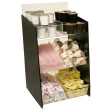 Acrylic Shelves for Straw Condiment Tea