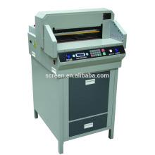 High precision hydraulic paper guillotine