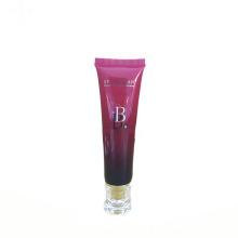 tubo de crema rojo asiático de alta calidad del bb con el tubo de empaquetado 40g