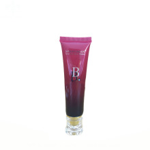 high quality Asian red bb cream tube with packaging tube 40g