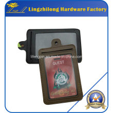 Custom PVC Hang Tag Leather Luggage Tag