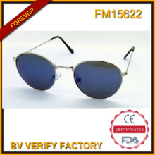 FM15622 Горячая продажа бренда Мода высокой моды Vogue круглые солнцезащитные очки для женщин