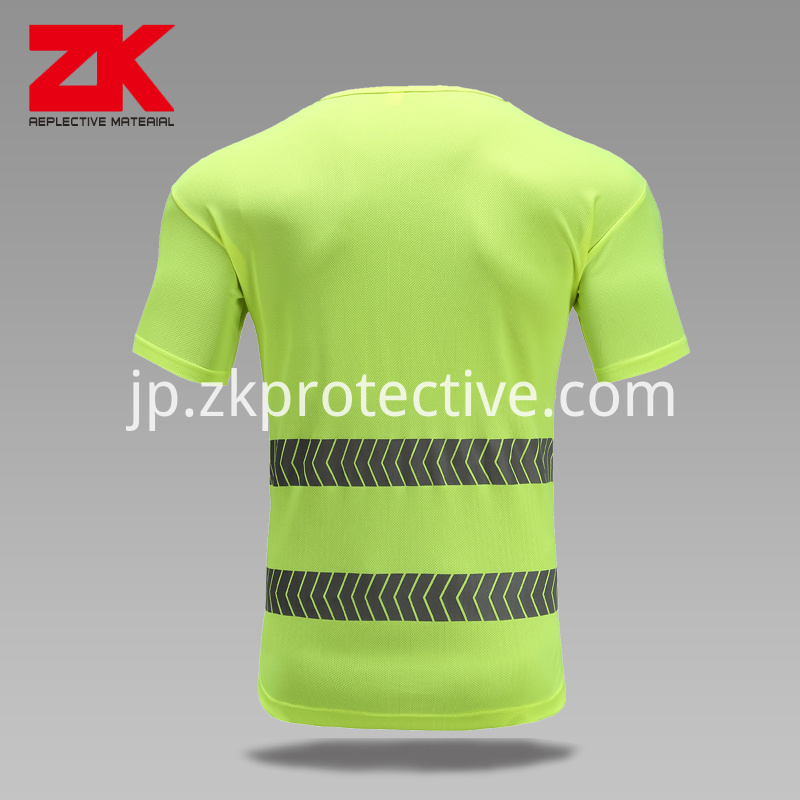 Motorcycle Hi Vis T Shirt