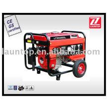 650W, 2,5 / 2/3/5 / 6KW Benzin-Generator-Set 1-3% Rabatt auf Förderung
