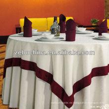 Art und Weiseentwurf direkt Fabrik hergestellt Großhandelsgewohnheit Tabellenkleidung für Hochzeit