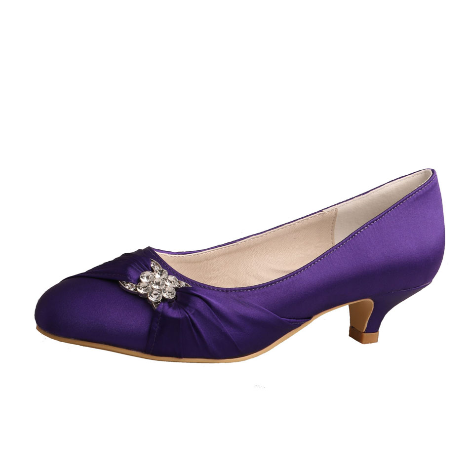 Lilac Wedding Shoes