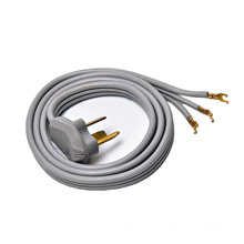 4 Wire Range Oven Cord 50 AMP 6/2 & 8/2 AWG 250 Volts Extension cord