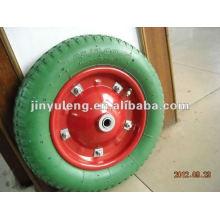 Non-toxic, tasteless cart wheel rubber tire 3.00-8