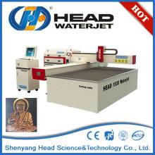Corte en frío de los bordes del sistema de energía hidráulica máquina de corte de la presión del agua