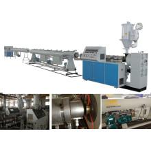 Пластичный Штрангпресс HDPE машины трубы водопровода газа машина Штрангпресса