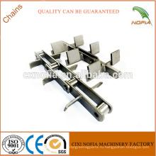 CA Тип Сталь Сельскохозяйственная цепь для CA550 сельскохозяйственных звеньев цепи