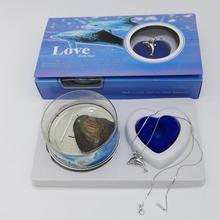 Atacado Love Purity Can Pearl Necklace Gift Set