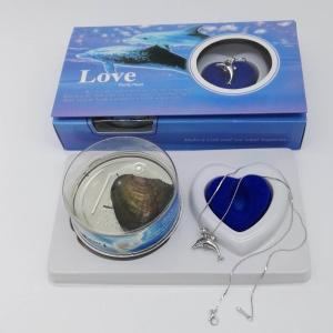 Vente en gros Love Purity Can Pearl Necklace Gift Set