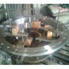 Brida ANSI estándar de acero al carbono