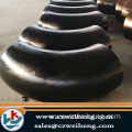 A234 WPB Long Radius carbon steel elbow