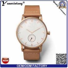 Zurück 2.5 Hands Armbanduhr für Männer Goldene Platte Automatik Chronograph Paar Sport Quarzuhren Herren