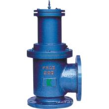 Válvula de lodo abierto rápido de diafragma (JM644X)