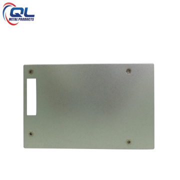 SGCC Pressing Rivet Sheet Metal Parts Fabrication