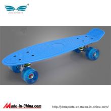 Красочные Пластиковые Стандарт EN Пенни Скейтборд