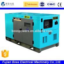 3 Phase Silent Typ 25 kva Dieselgenerator