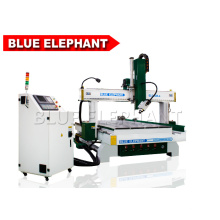 1325 4 Axis CNC Wood Carving Machine with Rotary Device for MDF Acrylic PV