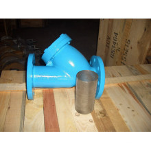 Cast Iron Y Strainer, DIN3202 F1, Pn16