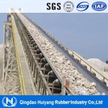 DIN-W Wear Resistant Rubber Conveyor Belt