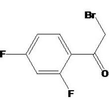 2-Bromo-2 ', 4'-difluoroacetofenona Nº CAS: 102429-07-2