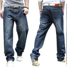 Pantalones vaqueros del algodón del dril de algodón de los hombres al por mayor