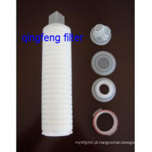 """30 """"filtro em caixa dos testes de água dos meios de filtro do Pes"""