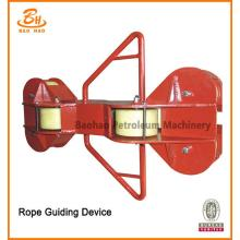 Rope Guiding Device Untuk Drawworks of Drilling Rig
