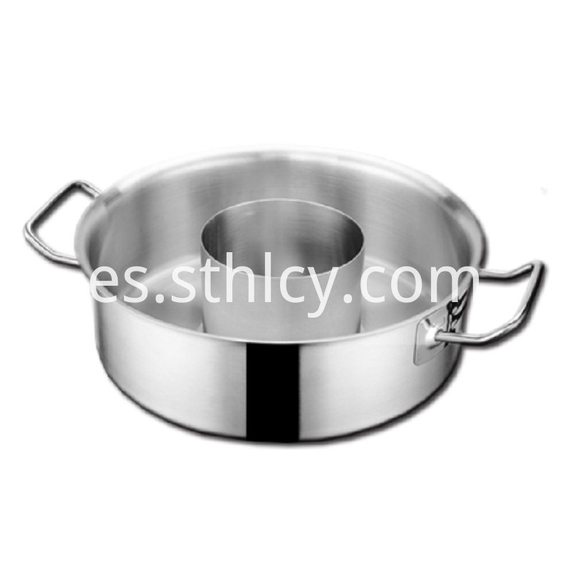 Double Handle Classic Soup Pot