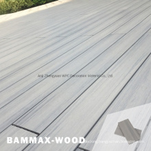 PE Capped Super Durable Anti-Stain UV-Stable Exterior WPC Co-Extrusion Flooring Plank