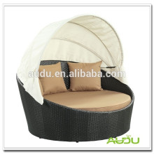 Audu Hot Sale Rattan Outdoor Furniture Daybed