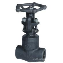 API de la válvula de acero forjado del globo (GLZ45X)